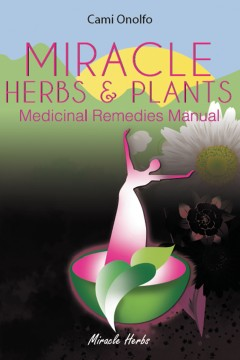 MIRACLE HERBS & PLANTS: Medicinal Recipes Manual