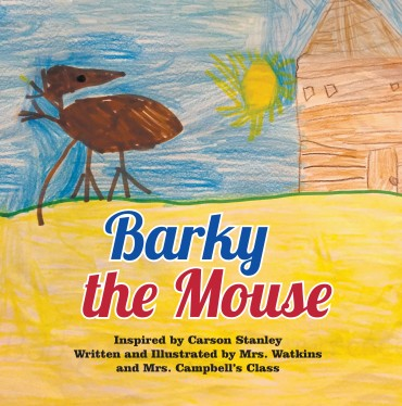 Barky The Mouse