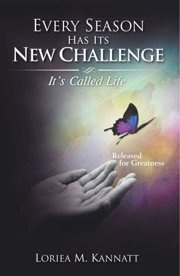Every Season Has It's New Challenge: It's Called Life