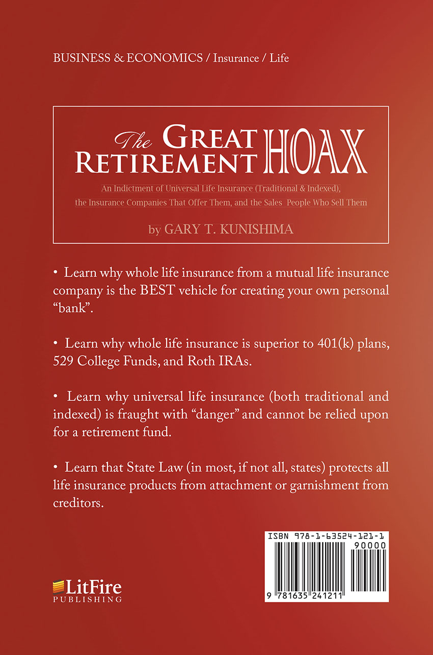 The Great Retirement Hoax: An Indictment of Universal Life ...