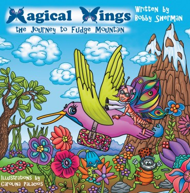Magical Wings: The Journey to Fudge Mountain