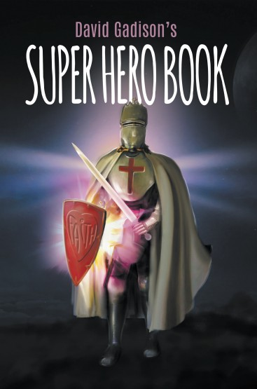 David Gadison's Super Hero Book