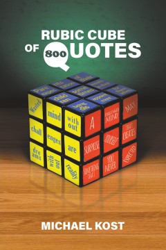 Rubic Cube of Quotes 800 - Michael Kost