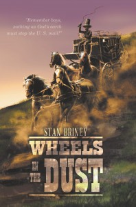 Stan Briney - Wheels in the Dust