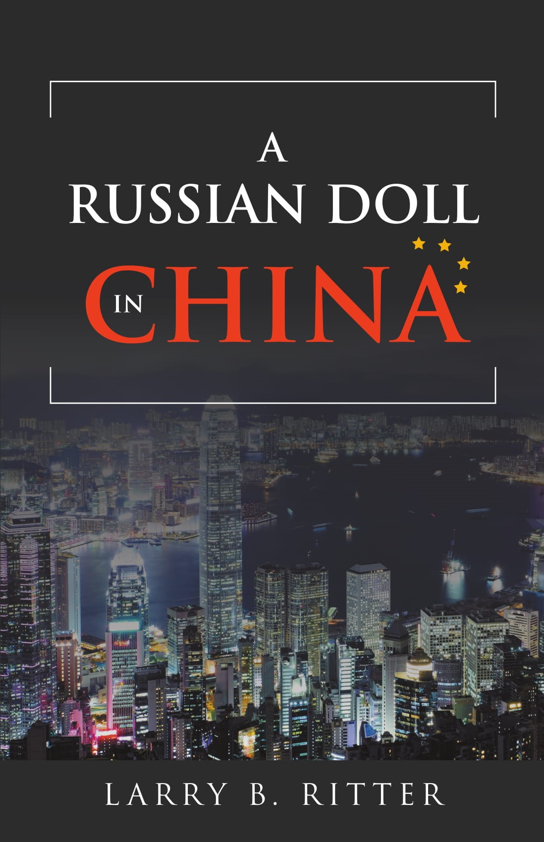 A Russian Doll in China_front